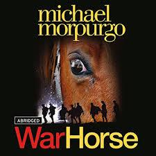 Resultado de imagen de war horse book