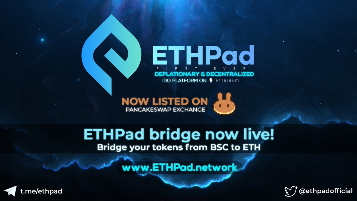 Blog ETHPad Ethereum IDO Platform