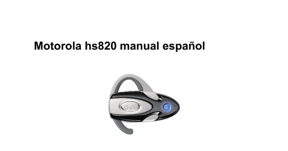 Motorola hs820 bluetooth headset hematite gray: amazon. Ca: cell.