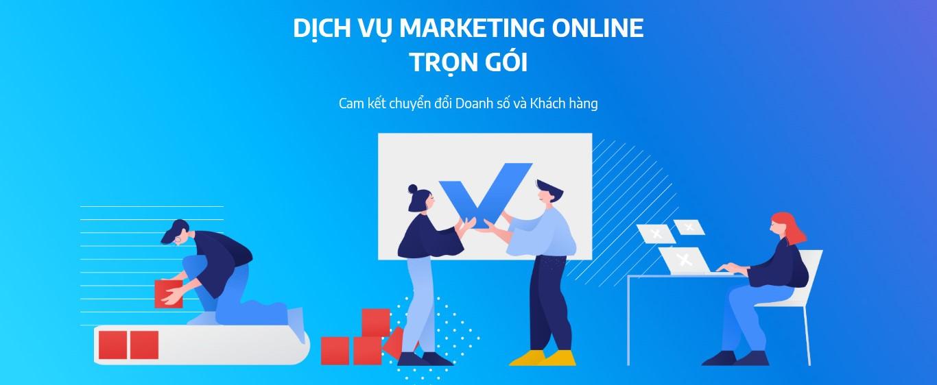 Không sử dụng dịch vụ marketing thì sẽ gặp rất nhiều khó khăn