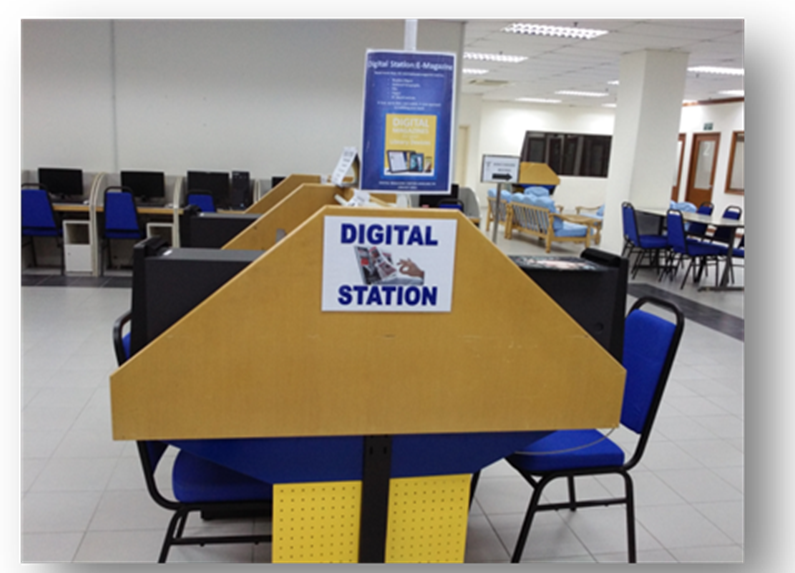 Digital Station