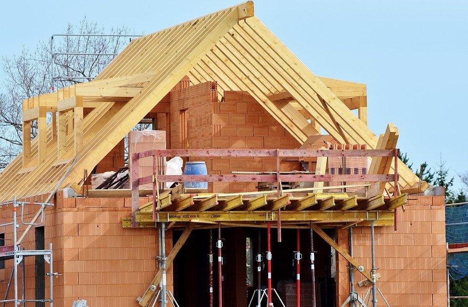 Housebuilding, Site, Trabalhos De Construção