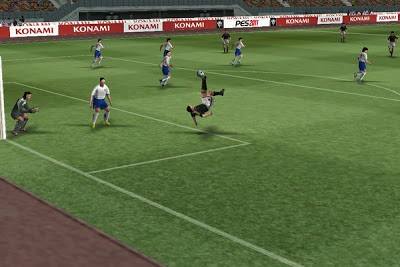 Pro Evolution Soccer 2013 for Android