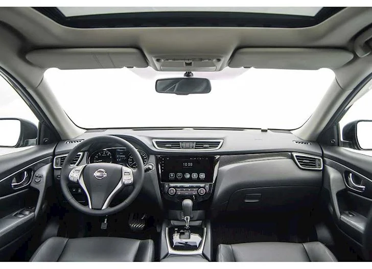 Dòng xe Nissan X Trail 2020 nội thất hầu hết vẫn được giữ nguyên giống với các phiên bản năm 2018 và năm 2019