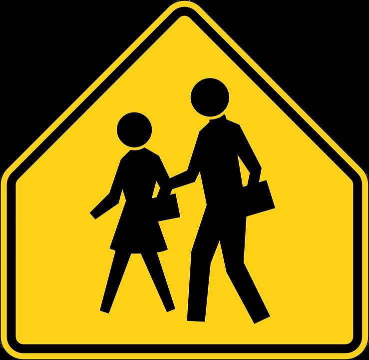 Pedestrians, Walkway, Sidewalk