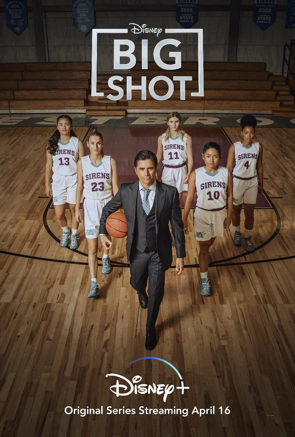 Big Shot (TV Series 2021– ) - IMDb