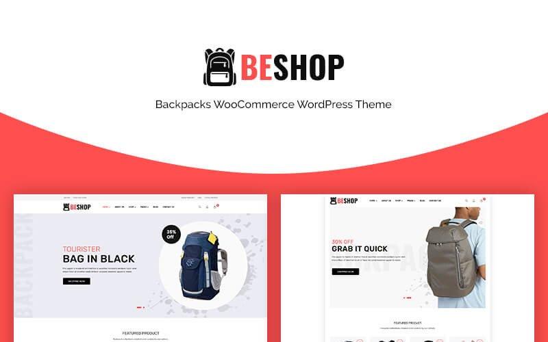 Fastest WooCommerce themes - BeShop