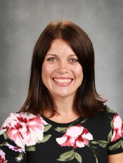Photo of Mrs. Campbell, Middle School Social Worker