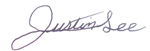 Mr. Lee Signature