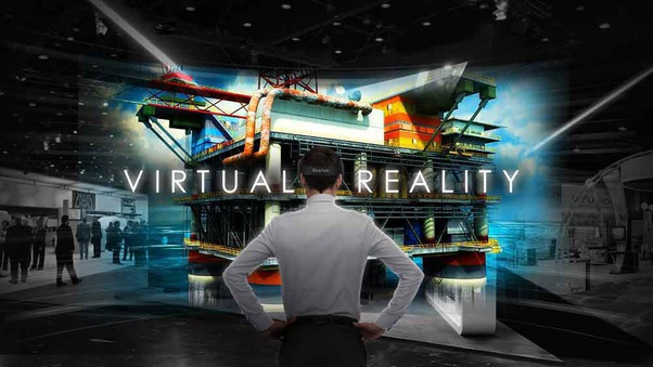 Tap Into Virtual Reality Experiences