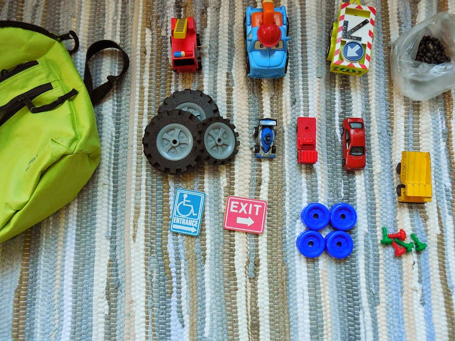 Transportation activities for toddlers and preschoolers by Welcome to Mommyhood