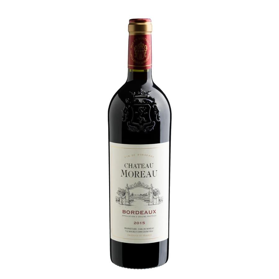 Vang đỏ Chateau Moreau Bordeaux