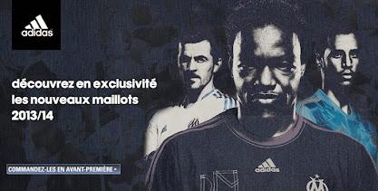 Marseille Kits 2014