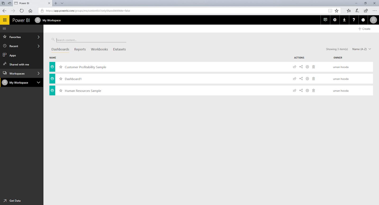 Interactive Dashboard In Microsoft Power BI 68