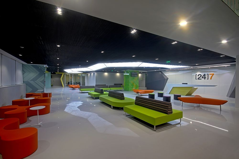 Office 24/7 Coworking Spaces in Russia