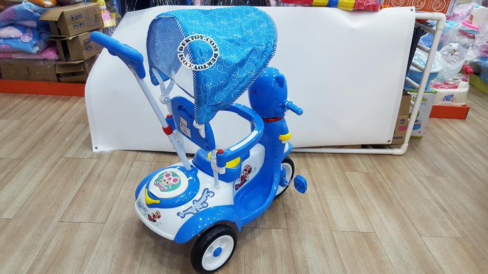 รถสามล้อเด็กหน้าแมวก้นใหญ่ สีฟ้า BCQB0002ML-7.png