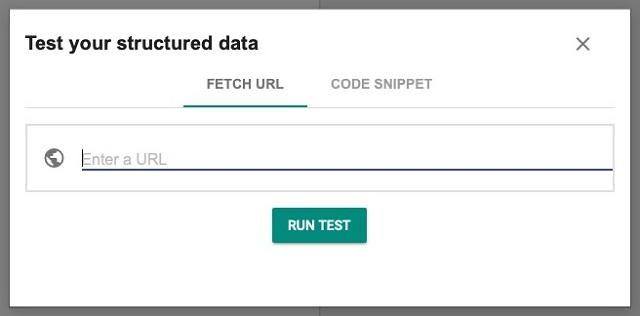 Công cụ kiểm tra dữ liệu có cấu trúc được chuyển sang miền Schema.org với tên gọi công cụ kiểm tra Schema