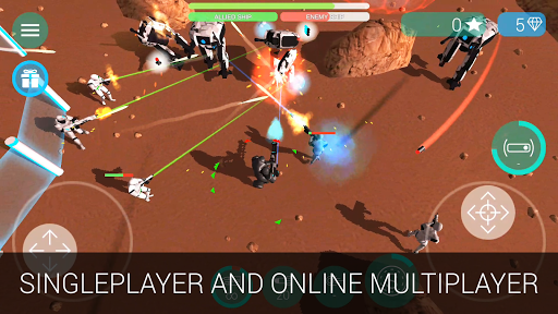 CyberSphere: Online Action Game- screenshot thumbnail