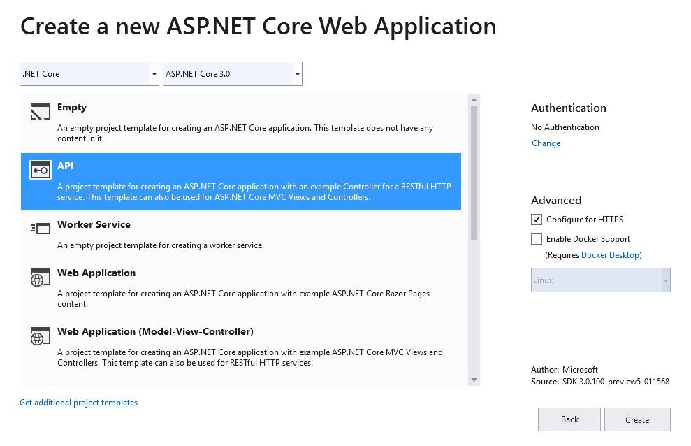 How to add NSwag to Asp Net Core 3 0 web API and generate