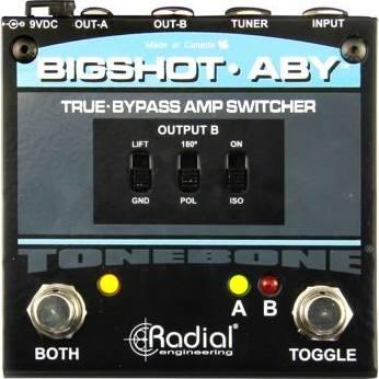 Radial Big Shot ABY box