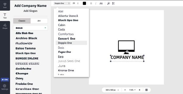 Make Your Own Logo with Easy-to- Use DesignEvo