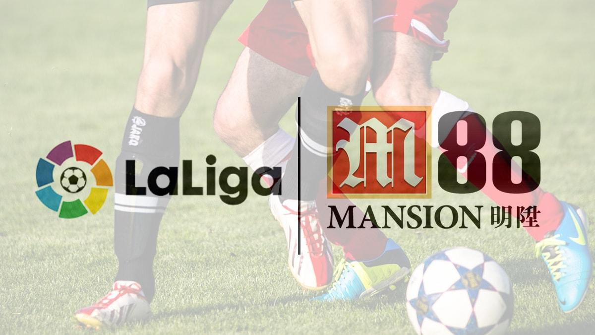 LaLiga signs 4-year partnership with M88 in Asia - CalvinAyre.com