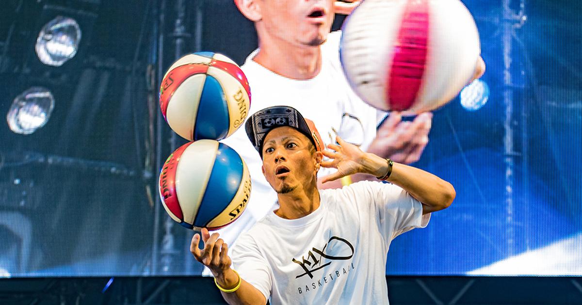 フリースタイルバスケットボール | CHIMERA GAMES