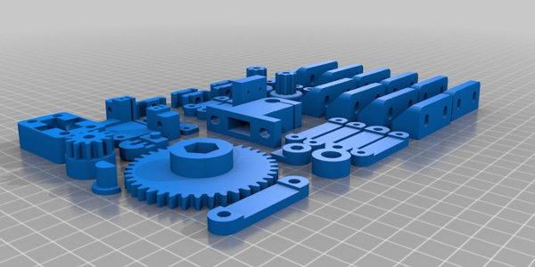 Informatica 11 03 impresoras 3d for Videos de impresoras 3d