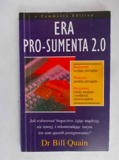 prosument - era prosumenta