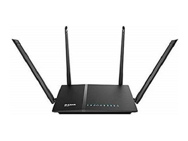 D-Link DIR-825 AC 1200 Wi-Fi Dual-Band Gigabit Router