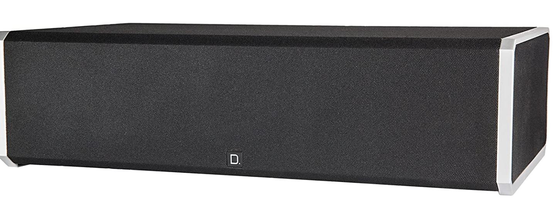 "Definitive Technology CS-9060 Center Channel Speaker | Built-in 8"" 150-Watt Powered Subwoofer for Home Theater"