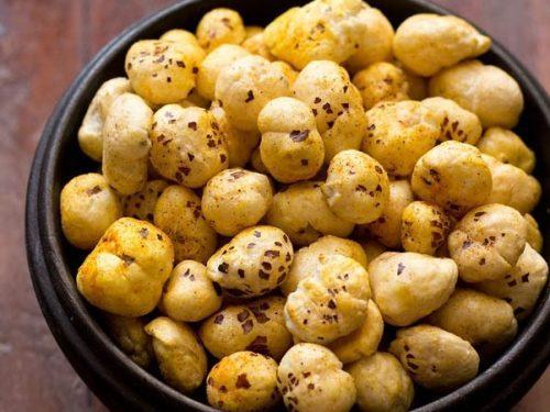how to eat makhanas?