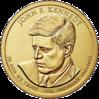 Kennedy Presidential dollar
