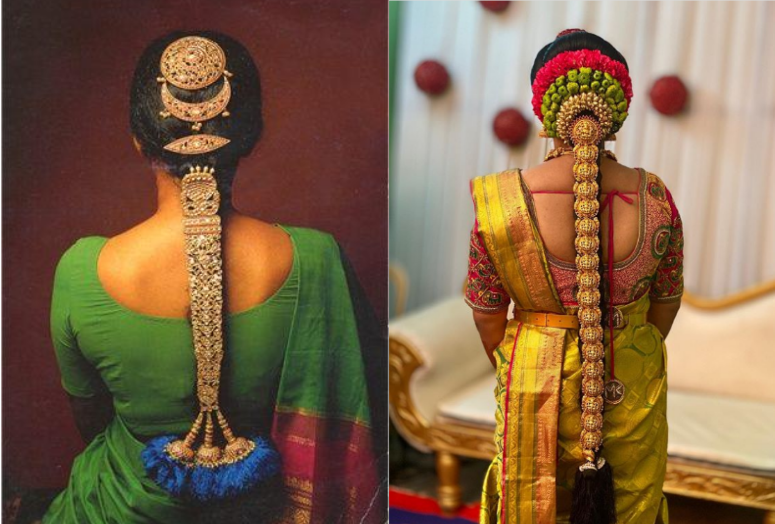 best south indian wedding hairstyle