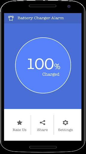 Battery Charger Alarm- screenshot thumbnail