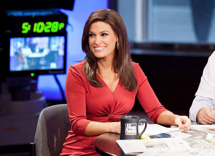 Kimberly Guilfoyle anchor for Fox News