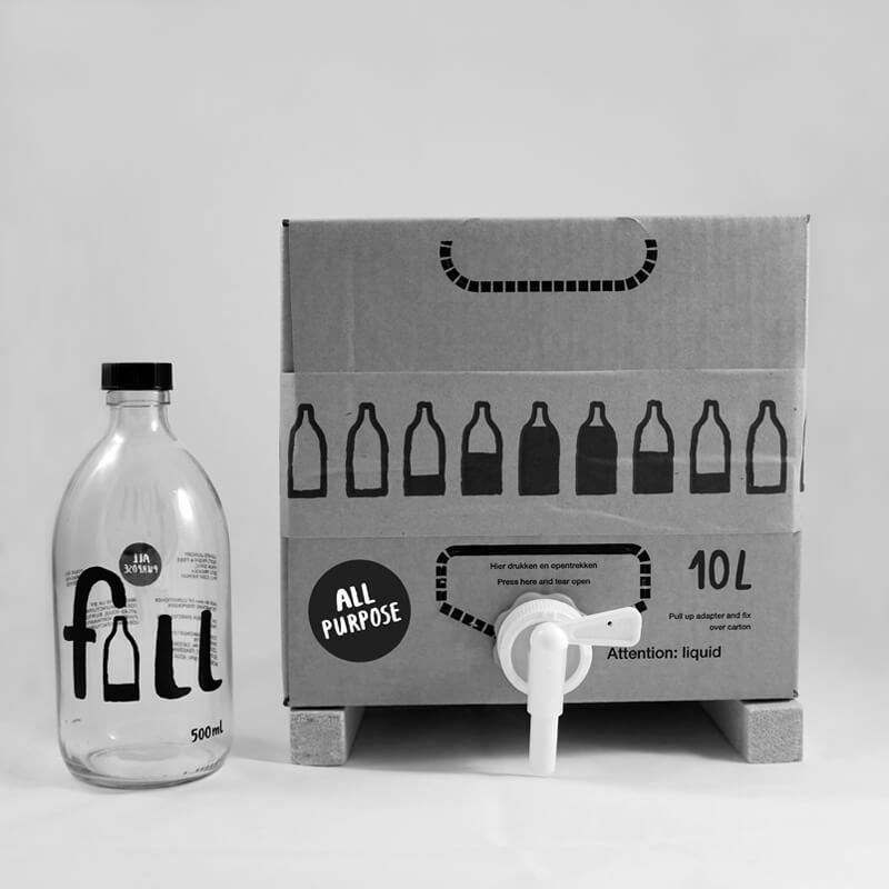 refillable eco friendly all purpose cleaner