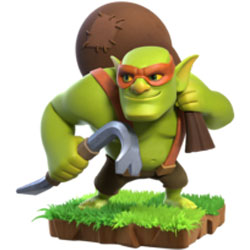 Clash of Clans Sneaky Goblin