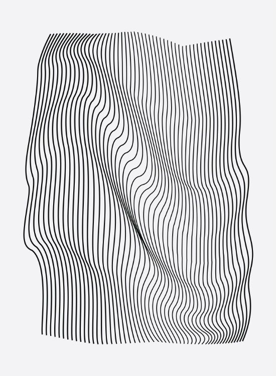 Ode to Simplicity in Graphic Design Playing with Lines