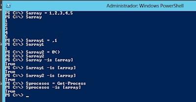Ejemplos de arrays