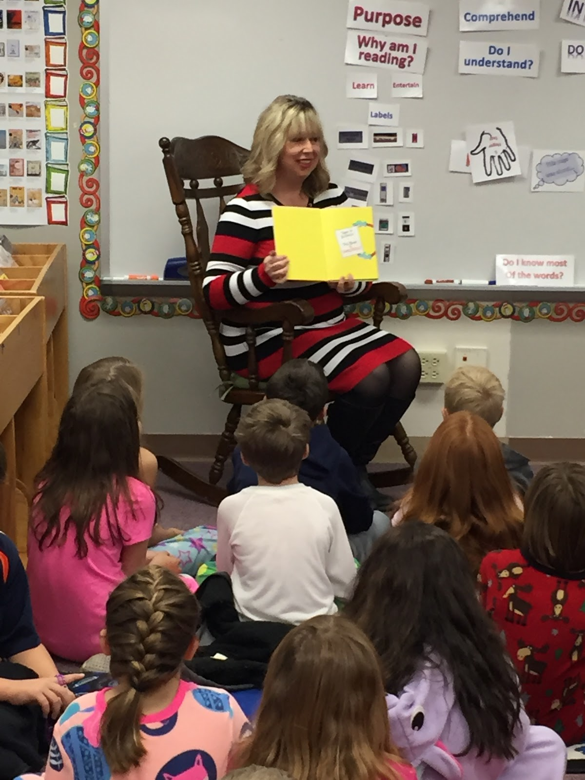Read Across America Day Hackberry Hill Elementary