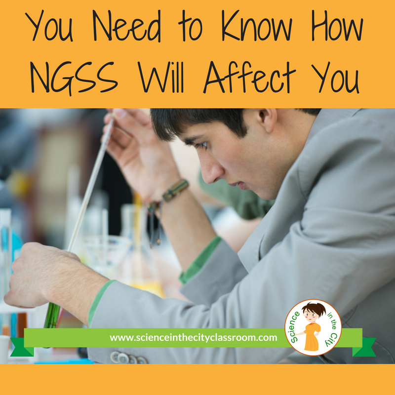 A reflection and broad overview of NGSS and resources as you transition