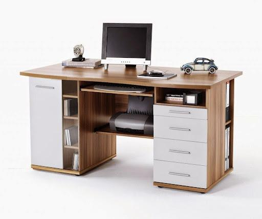 Kích thước bàn máy tính đơn giản đạt chuẩn