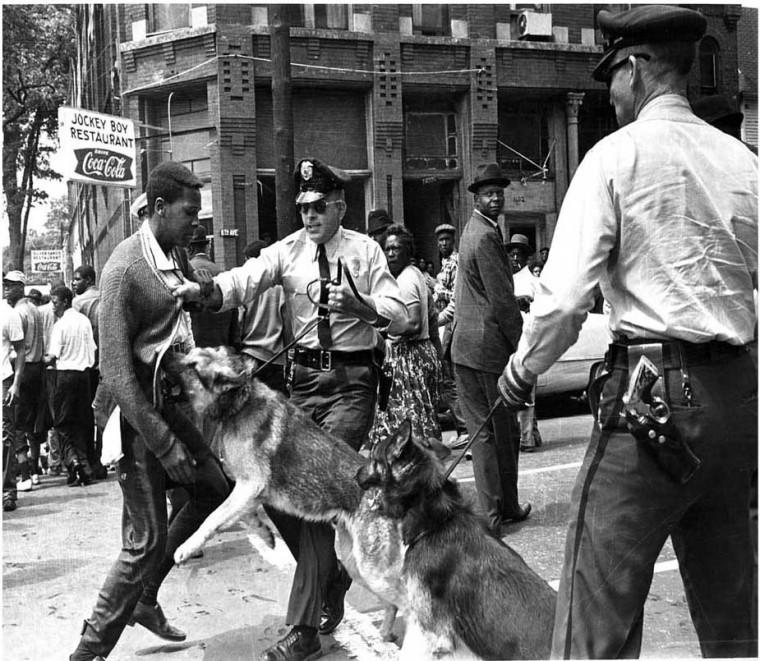 Paper 1 - Civil Rights USA - Magazine cover