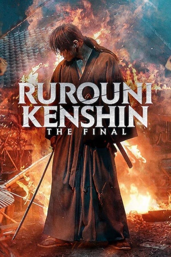 4. Rurouni Kenshin : The Final