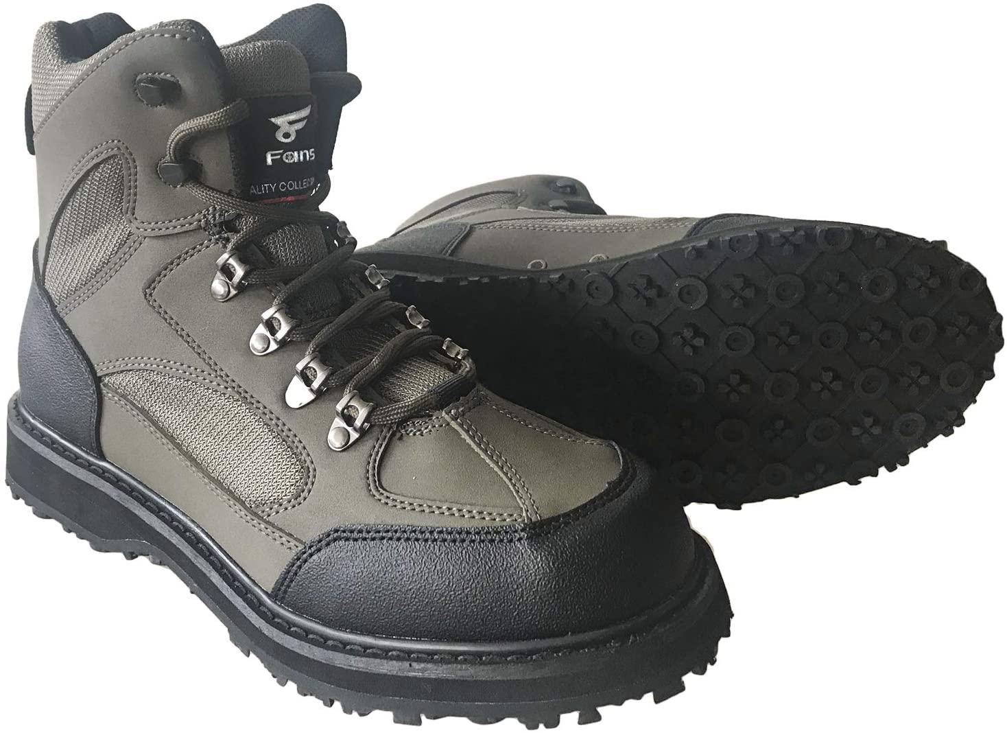 Lightweight saltwater wading boots
