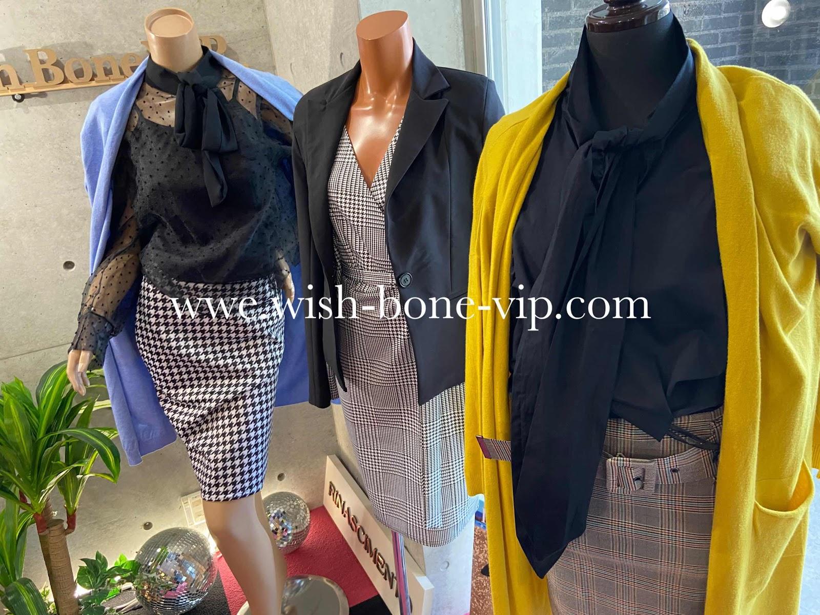 ukフリルブラウス,シースルーシャツとタイトスカートのコーデ