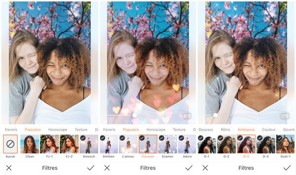 Comment retoucher des photos pour votre BFF