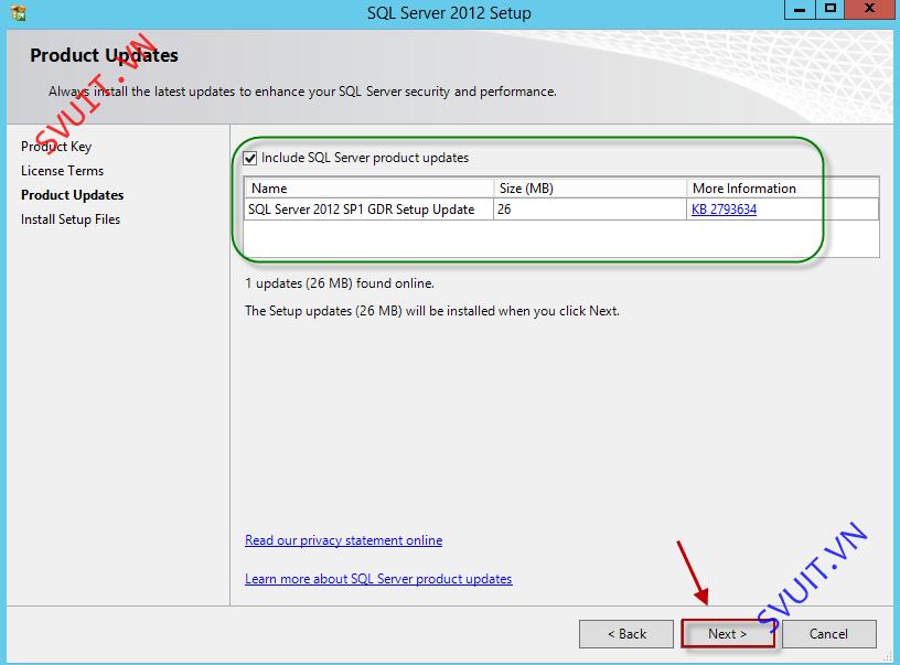 Triển khai SQL Server 2012 Failover Cluster - Part 3