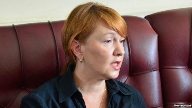 Гелена Алексеева. Фото: Кристина Хрусталева / Коммерсантъ